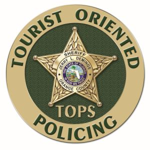 I-Drive Business Improvement District utilizes successful Tourist Oriented Policing Squad (TOPS) safety program